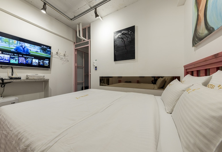 Kan - Stay Gallery, Seoul, Room, Guest Room