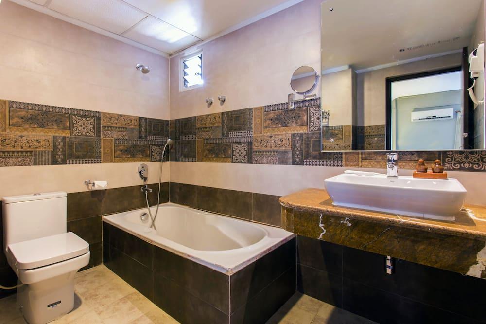 Chambre Double Lune de Miel - Salle de bain