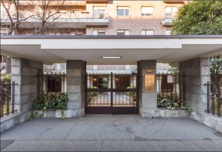 Montecucco  68 , Turin, Property entrance