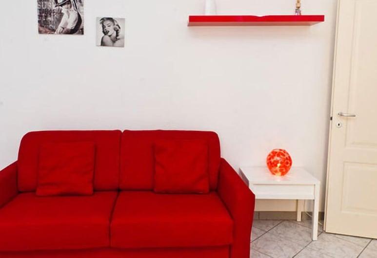 吉奧貝爾蒂飯店, 都靈市, 公寓, 1 間臥室, 客廳