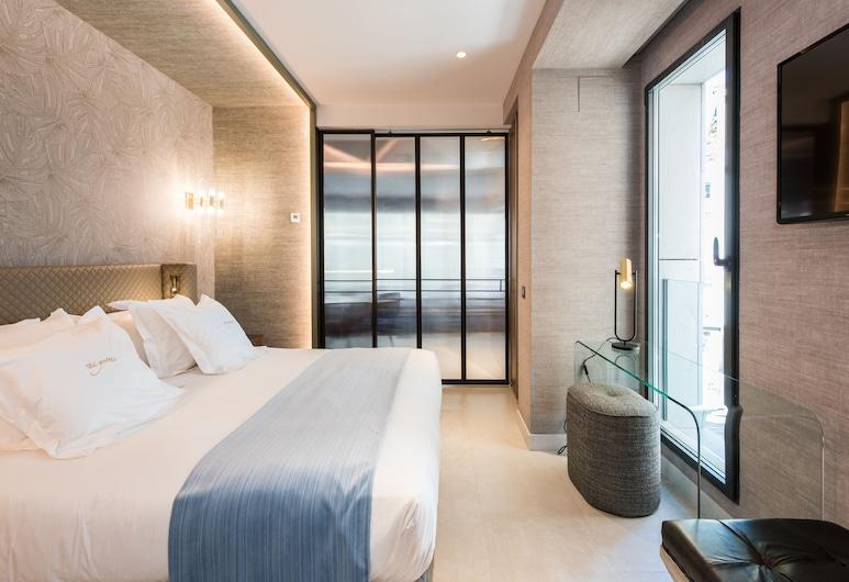 The Garden Suites, Madrid, Departamento, 1 habitación (Lobelia), Habitación