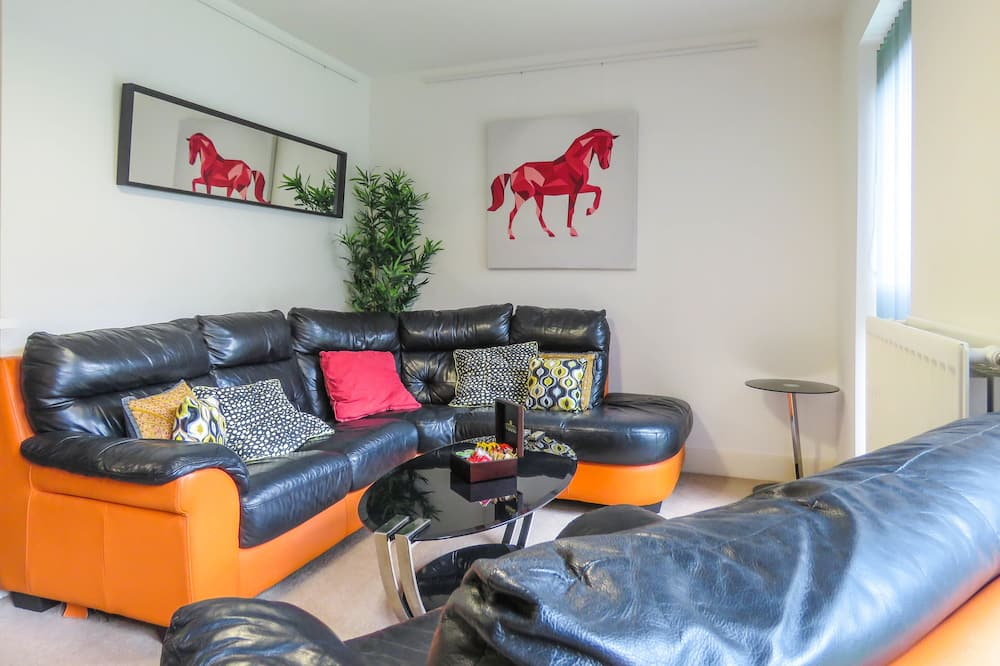 Business House - Living Area