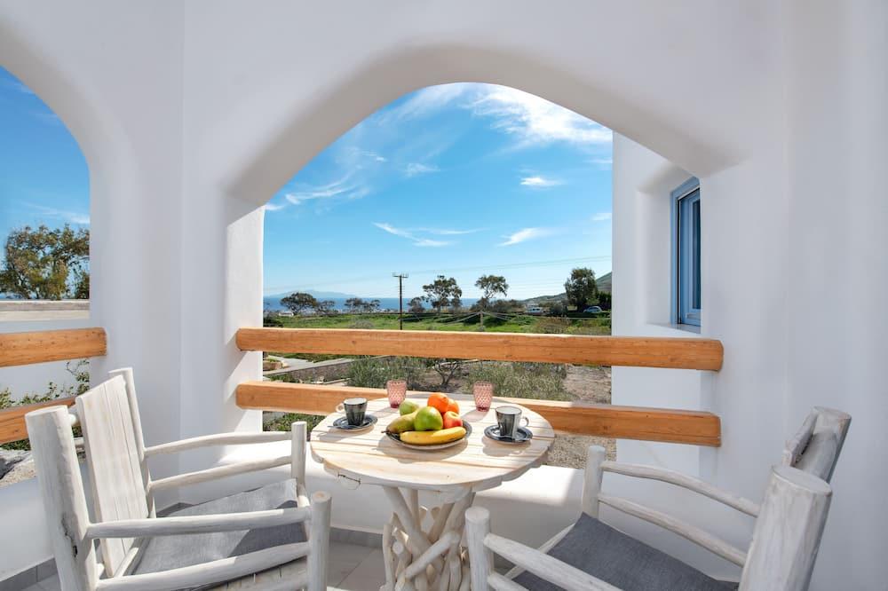 Luksus-villa - 2 soveværelser (D) - Terrasse/patio