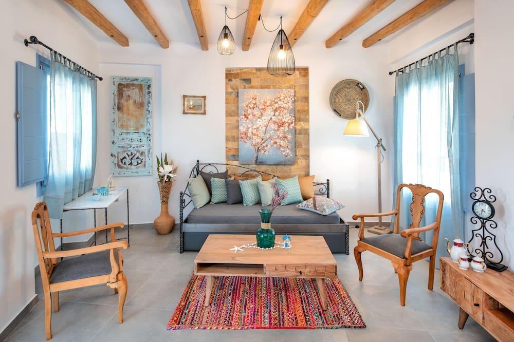 Luksus-villa - 2 soveværelser (D) - Stue