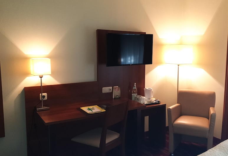 Hotel Garni Försterhof, Kronach, Comfort enkelrum - icke-rökare, Vardagsrum