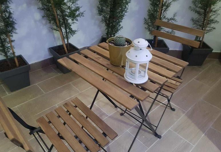 The Best Apprt Near Novotel, Mohammedia, Terrasse/Patio