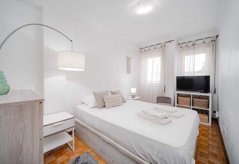 Nomad's Porto Easy Stay, Porto, Dobbeltrom – economy, 1 soverom, utsikt mot byen, Rom
