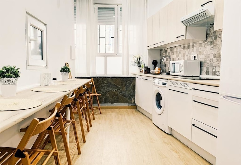 City Center Palace Dreammadrid, Madryt, Apartament, 1 sypialnia, Powierzchnia mieszkalna