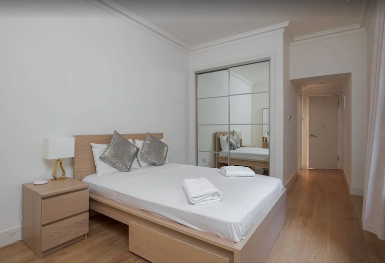 Luxury Marlebone Apartment Baker Street, London, Apartment, 2Schlafzimmer, Zimmer