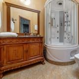 皇家四人房 - 浴室