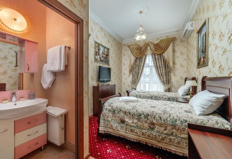 Queen Of Opera, Odessa, Standard Double or Twin Room, Guest Room
