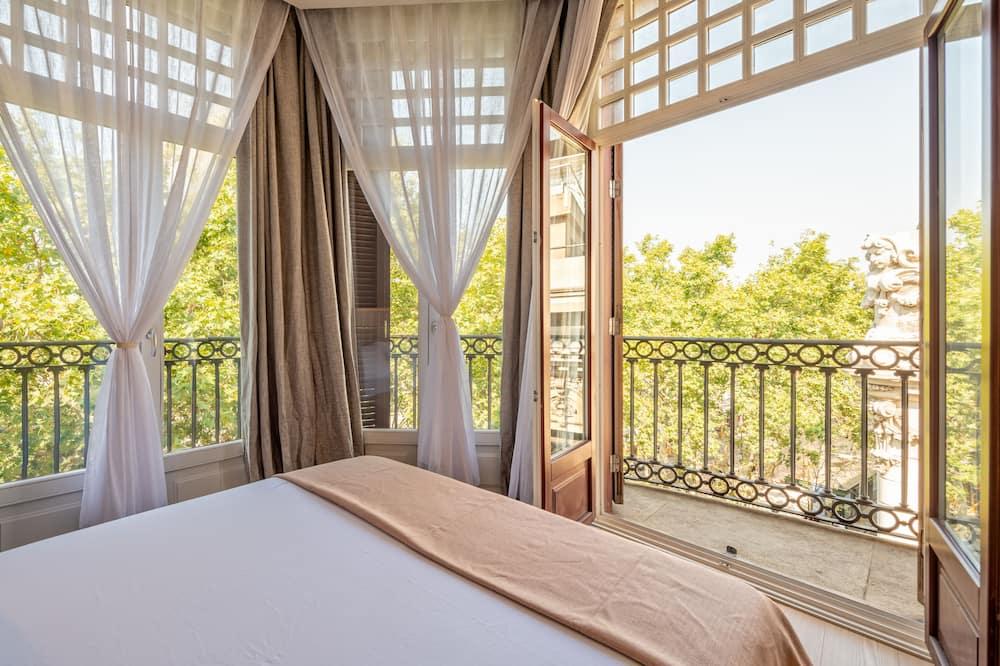 Loft, 2 Bedrooms, Terrace (506) - Balcony