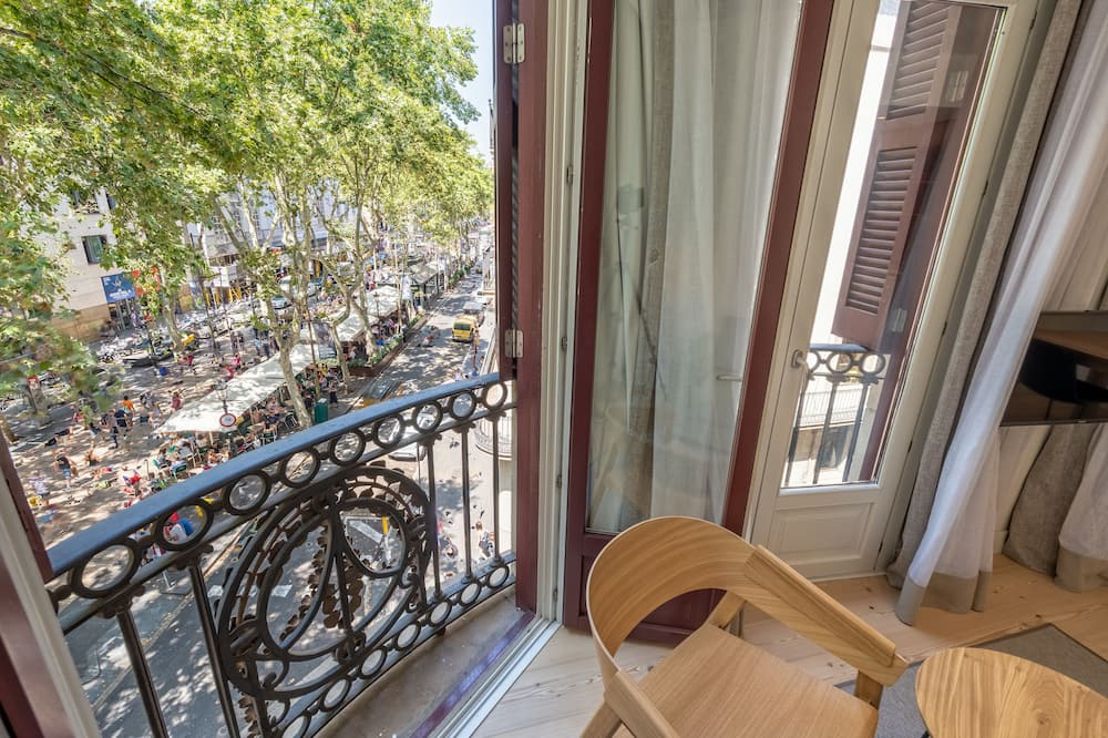 Deluxe Apartment, 1 Bedroom (502) - Balcony