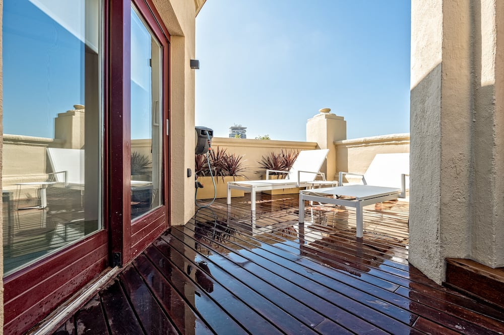Loft, 2 Bedrooms, Terrace (506) - Terrace/Patio