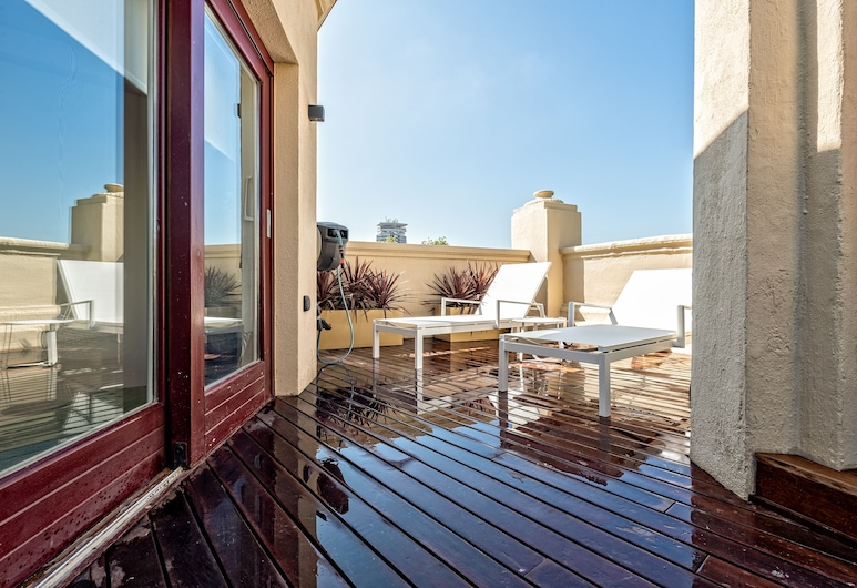 Ramblas Gothic Quarter by THE5VESOUL., Barcelona, Loft - 2 sovrum - terrass (506), Terrass