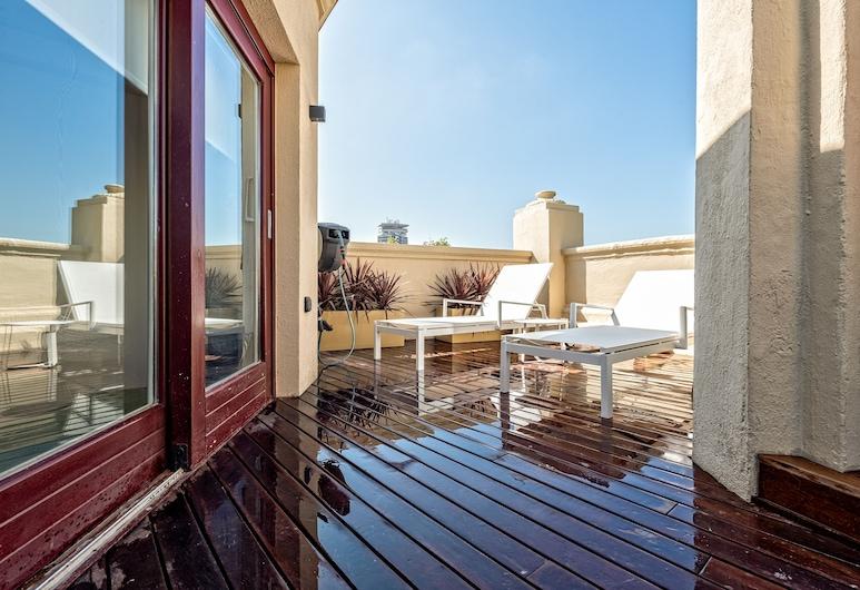 Ramblas Gothic Quarter by THE5VESOUL., Barcelona, Loft, 2 habitaciones, terraza (506), Terraza o patio