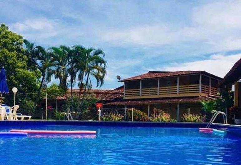Hotel Pousada Caminho da Praia, Guarapari, Piscina