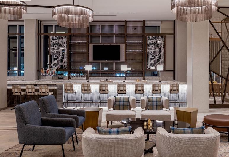 波特蘭凱悅酒店 - 近奧勒岡會議中心, 波特蘭, 酒店酒廊