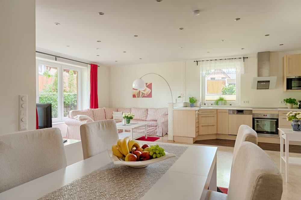 Talo, 2 makuuhuonetta (incl. Cleaning Fee 65 EUR) - Oleskelualue