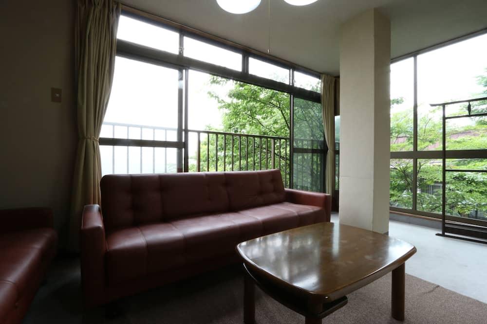 ห้องทราดิชันนัล (Japanese Style, For 5 Guests) - ห้องพัก