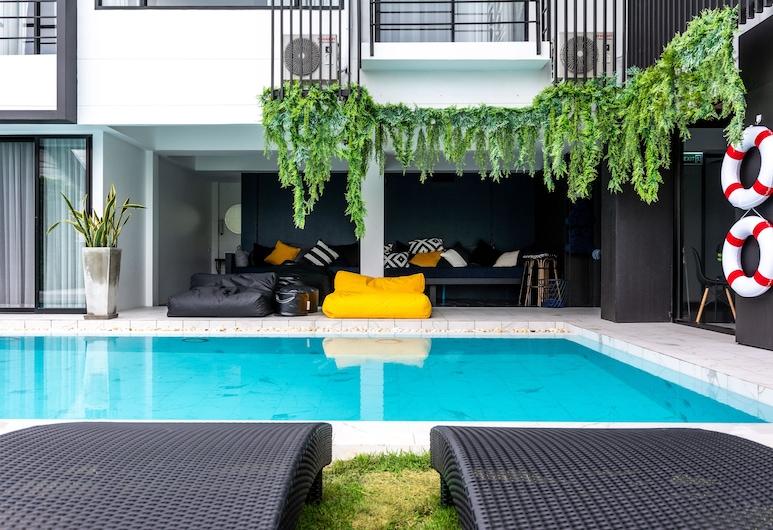 Asa Hotel, Chiang Mai, Outdoor Pool