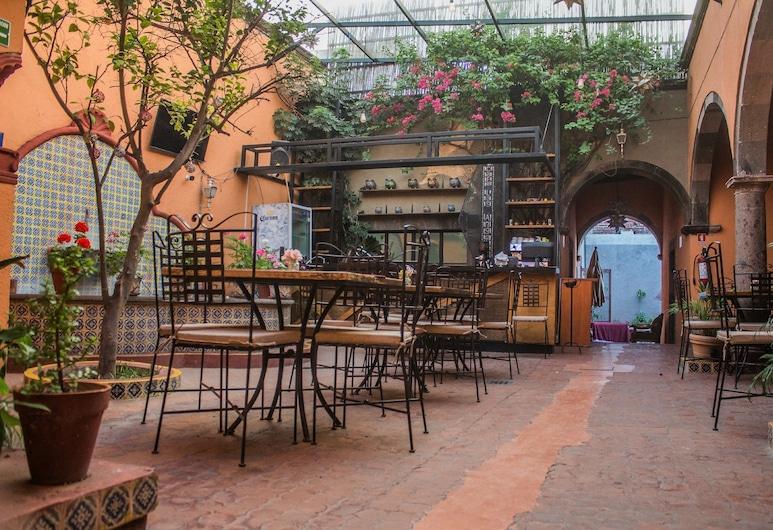 Hotel Villa Santa Blanca, San Miguel De Allende, Καθιστικό στο λόμπι