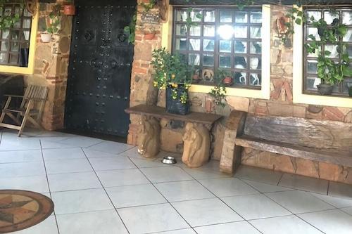 阿瓜布蘭卡小屋酒店/