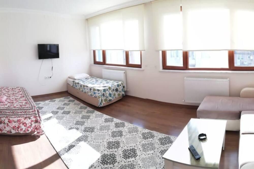 Classic neljatuba, 2 magamistoaga, suitsetamine keelatud - Lõõgastumisala