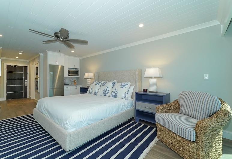 Anna Maria Beach Resort Rm 112, Holmes Beach, Suite, 1 Schlafzimmer, Zimmer
