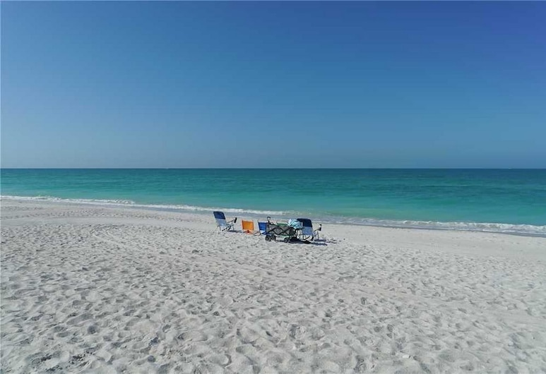 Anna Maria Beach Resort Rm 205, Holmes Beach, Suite, 1 soverom, Strand