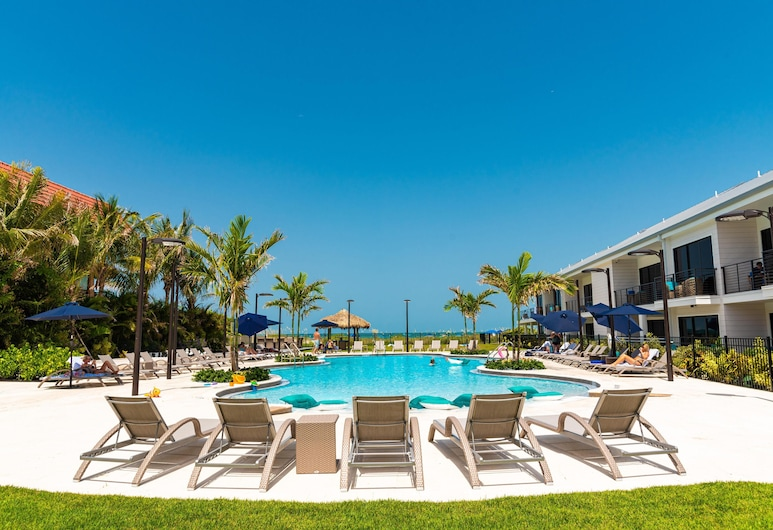 Anna Maria Beach Resort Rm 207, Holmes Beach