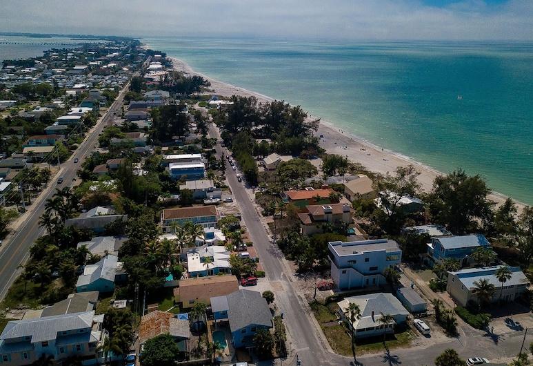Starfish Beach Unit 1, Holmes Beach, Ferienhaus, 2Schlafzimmer, Strand