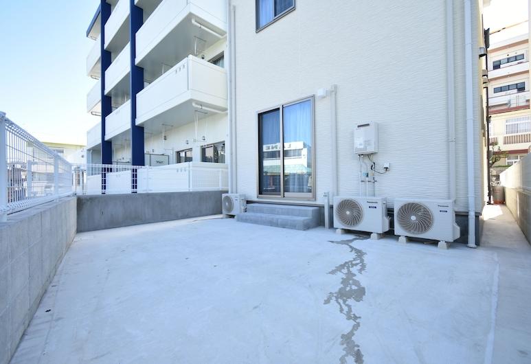 Suminchu House Rycom 3, Okinawa, Huvila, Terassi/patio