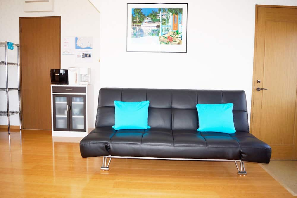 Two-Stories Apartment - Living Room