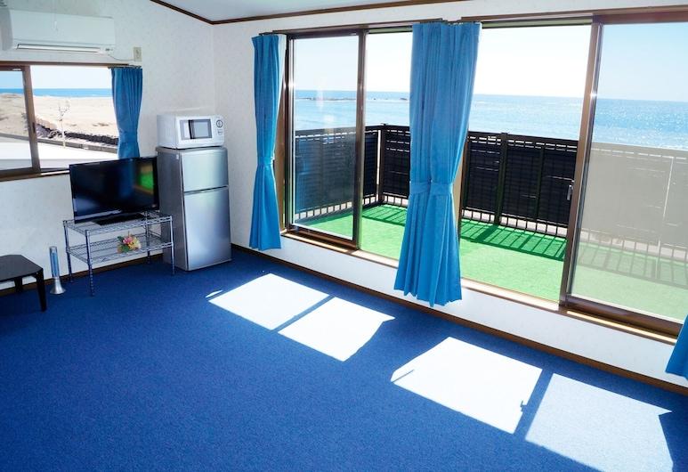 Sunny coast minamiboso ocean blue, Minamiboso, Íbúð (Two-Stories), Stofa