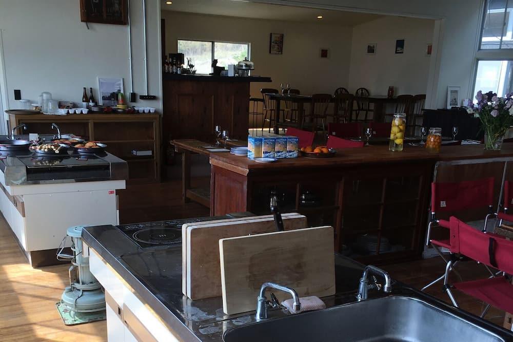Design szoba - Közös használatú konyha