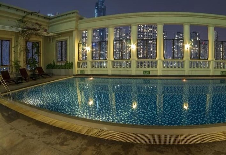 The Manor The Art - Saigon Central, Ho Chi Minh City, Outdoor Pool