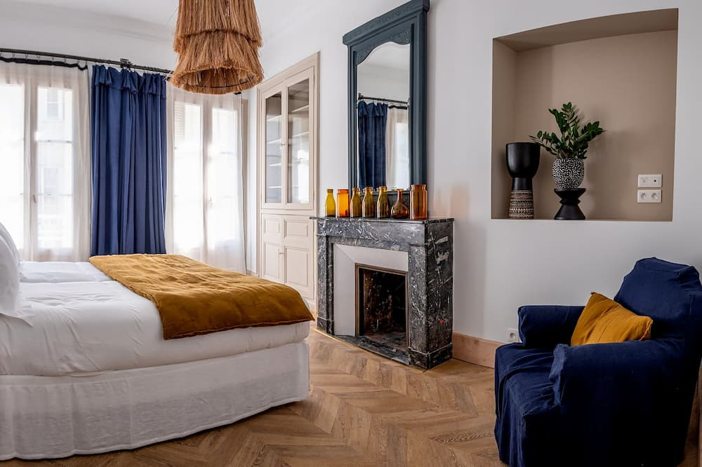 Apartment, Stadtblick (Mademoiselle) - Zimmer
