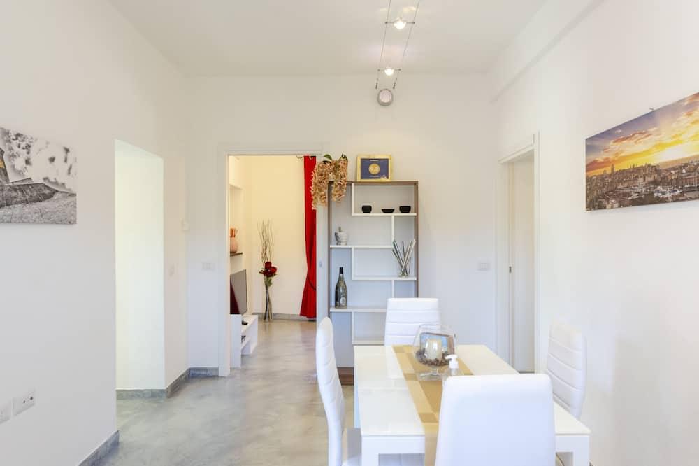 Appartement Confort, 2 chambres, rez-de-chaussée - Coin séjour