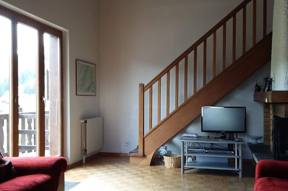 شقة مريحة - غرفة معيشة