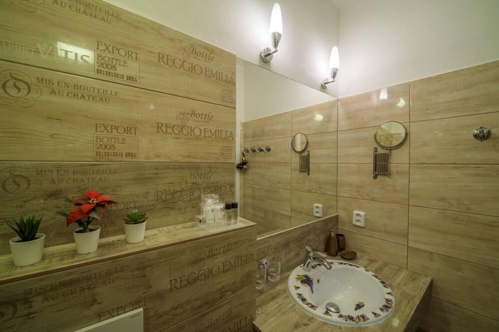 豪華雙人房, 花園 - 浴室
