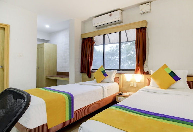 Treebo Trip AND Suits, Hyderabad, Standard Room, Guest Room