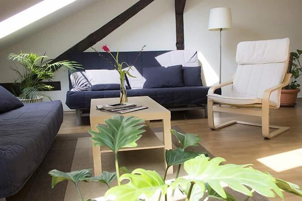 Comfort Apartment (I) - Living Area