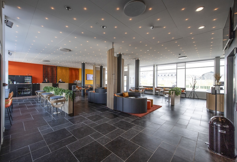 HHE Express Hotel, Nuuk, Lobby