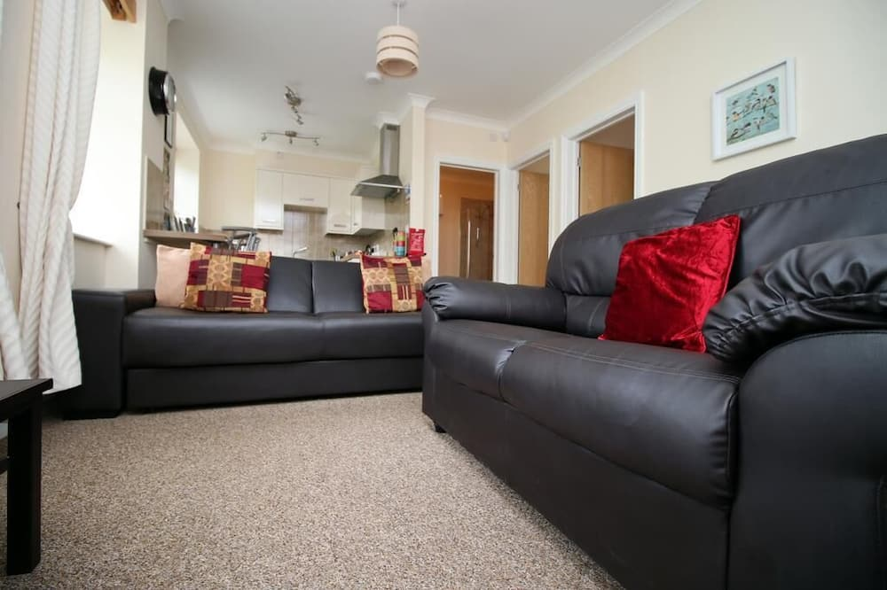 Apartment - Ground Floor - Living Area