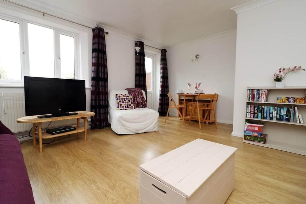 Luksusa māja, trīs guļamistabas - Dzīvojamā zona