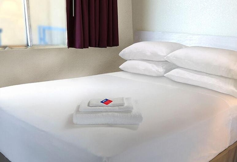 Americas Best Value Inn Baird, Baird, Zimmer, 1 Queen-Bett, Nichtraucher, Kochnische, Zimmer