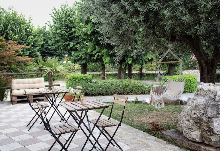 Alla Favorita Hotel Ristorante, Bassano del Grappa, Puutarha