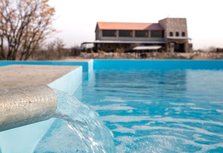艾托夏交易館酒店, 奧考圭若, 泳池
