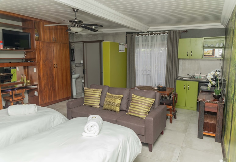 Rustic Forest Guest House, Bloemfontein, Guest Room